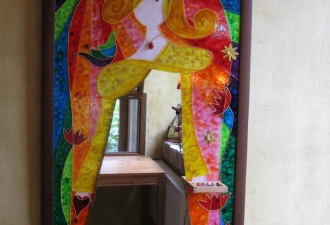 Királylányos tükör kislányoknak 70x135 cm Ára: 140.000.-