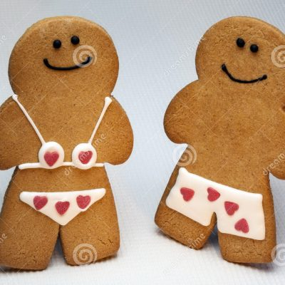 Kalandom Gingerbread Man-nel