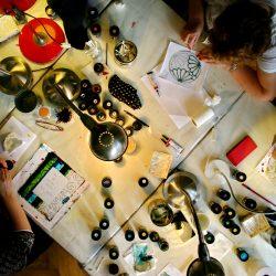 Újra kezdődnek az üvegfestő tanfolyamok Budapesten és Vácott